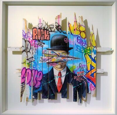 Onemizer, 'Magritte Plane', 2020