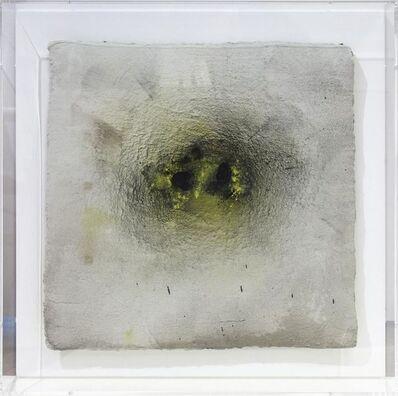 Bernd Caspar Dietrich, 'Glass & Fire: Yellow', 2018