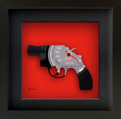 Keith Haynes, 'Clash Gun - I Fought the Law', N/A