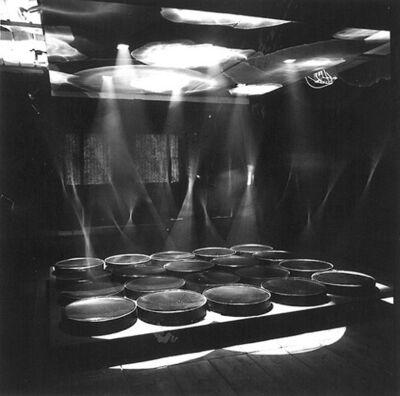 Adolf Luther, 'Focussierende Raum ', 1968