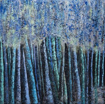 Haleh Mashian, 'Blue Moon', 2019