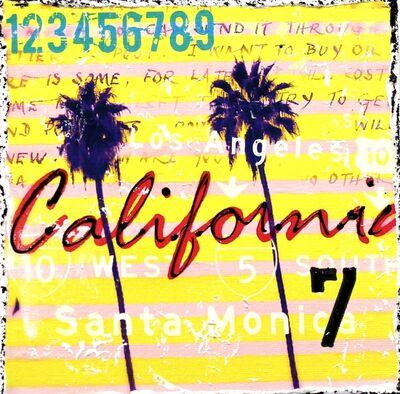 Marion Duschletta, 'California Highway', 2014