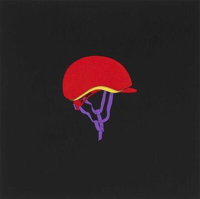 Michael Craig-Martin, 'Helmet', 2019