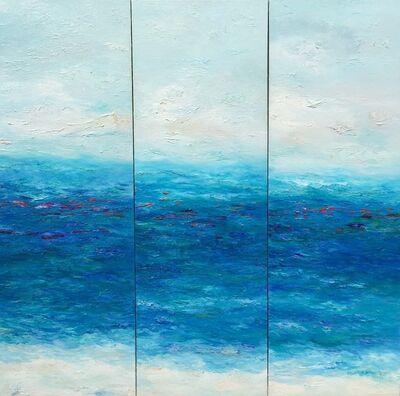 Georgeana Ireland, 'Whispering  Waters - Triptych'