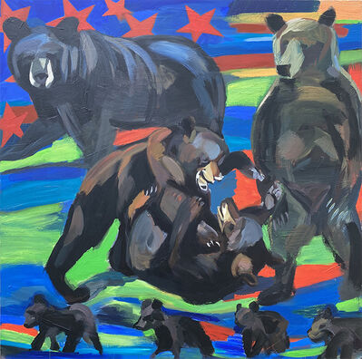 Lisa Bostwick, 'Bear Medley', 2020