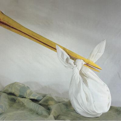Robert Therrien, 'No title (stork beak)', 1966