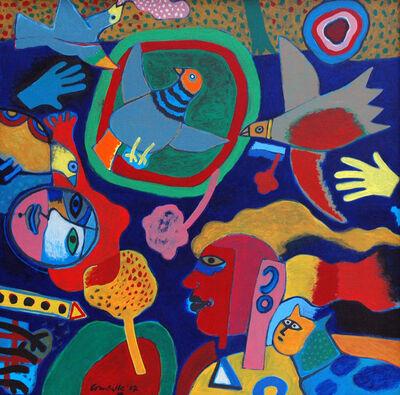Corneille, 'Petite Musique du Printemps', 1987
