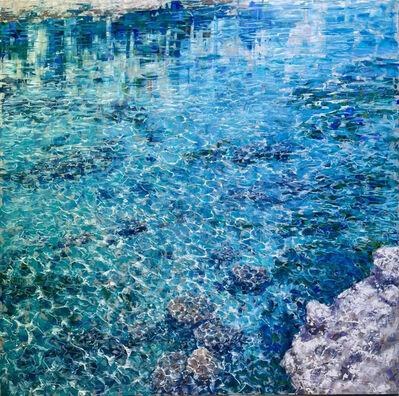 Antonio Sannino, 'Blue Light Reflection', 2021