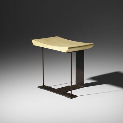 Pierre Chareau, 'stool, model no. Sn 3', c. 1927