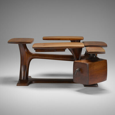 Eben W. Haskell, 'desk for California Design 11', 1971