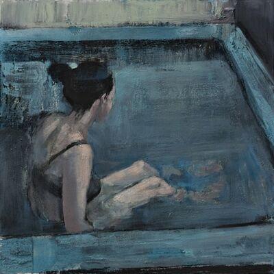 Tibor Simon-Mazula, ' Hot tub No2', 2015