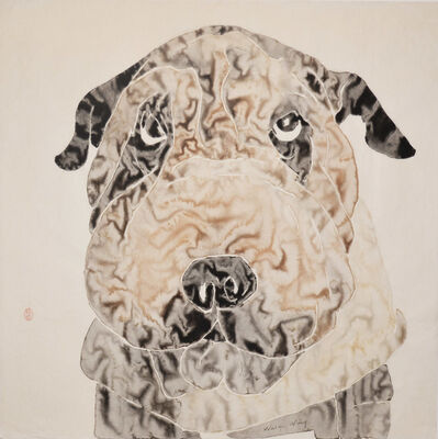 Weiqi Wang, 'Wrinkles', 2014