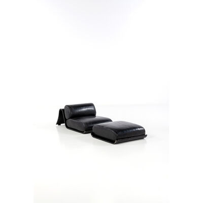 Oscar Niemeyer, 'Lounge Chair and Ottoman - Artist Proof', 1978