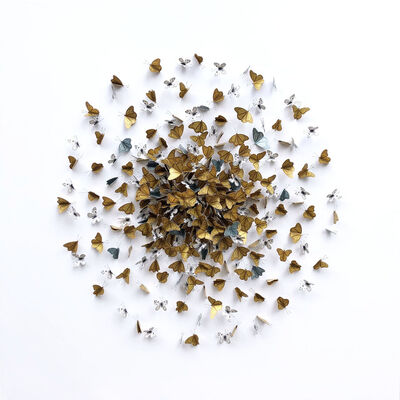 Daniel Byrne, 'Golden Kaleidoscope', 2019