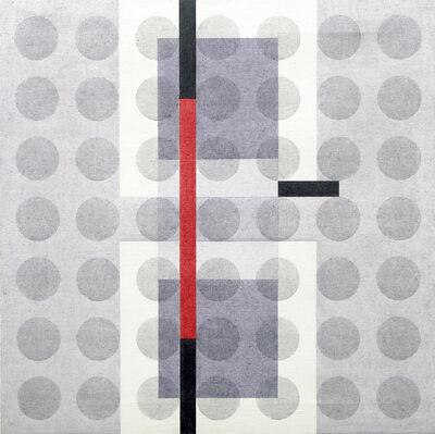 Carlo Nangeroni, 'interferenze', 1971