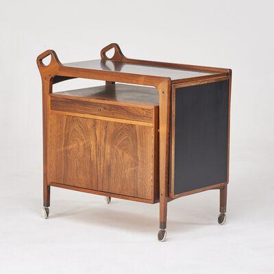 Dyrlund, 'Bar cart', 1960s