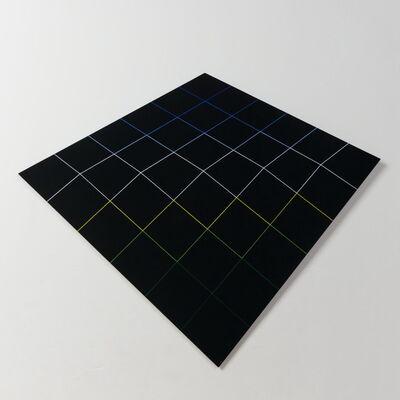 Hans Jörg Glattfelder, 'helle diffraktion', 2003