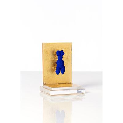 Yves Klein, 'Petite Vénus bleue', 2011