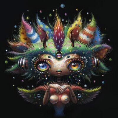 Yoko d'Holbachie, 'Eared Cosmos', 2018