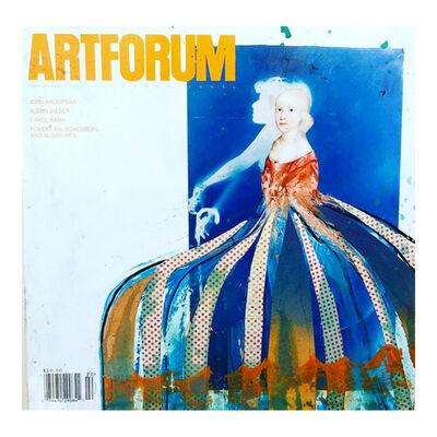 David Lloyd, 'Altered Artforum #6', 2016