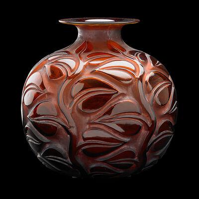 Lalique, 'Sophora vase', des. 1926