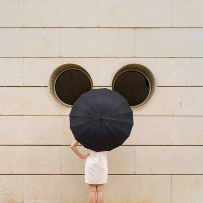 Anna Devis + Daniel Rueda, 'Wall Disney', 2018