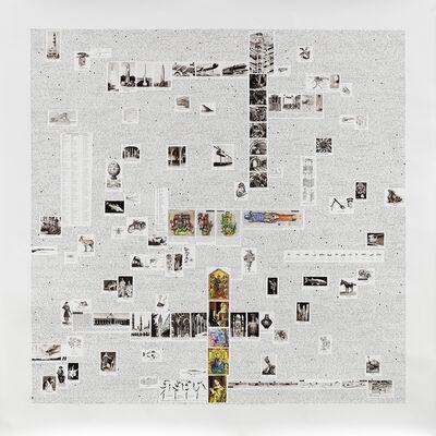 Gilles Barbier, 'De «Minage» à «Naufragé(e)» et son erratum', 2016