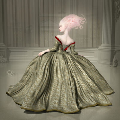 Ray Caesar, 'A Beautiful Thought', 2014