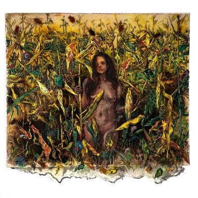 Andrew Lemay Cox, 'Corn Maze', 2015