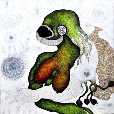 Poonam Kishor, 'Alien from Venus II', 2016