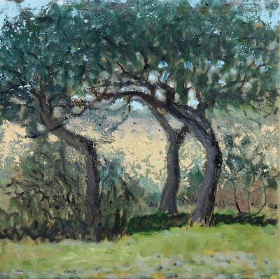 Albert Hadjiganev, '3 arbres'