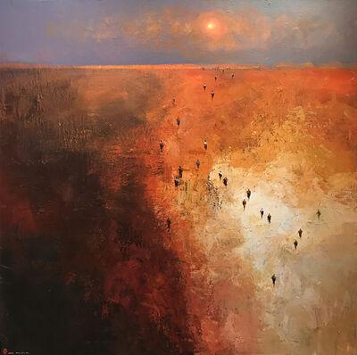 Mel Brigg, 'Through the Red Centre', 2017