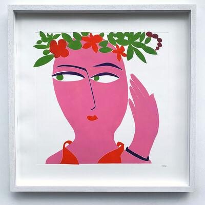 Kristiane Semar, 'Pink Lady', 2020