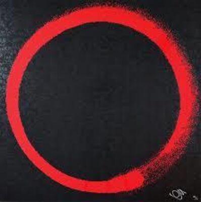 Takashi Murakami, 'Enso: Earthly Desires ', 2016