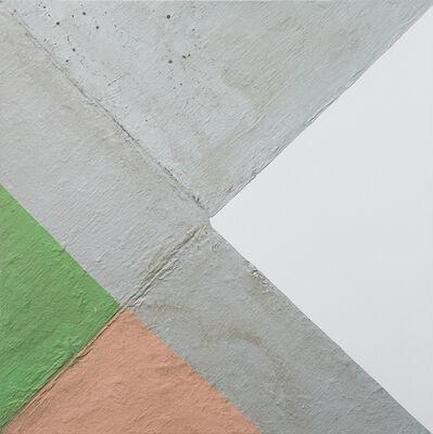 Pablo Rasgado, 'Unfolded Architecture (Corner)', 2015