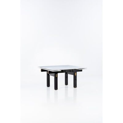 Ignazio Gardella, 'Idillio; Dinning Table With Extensions', 1985