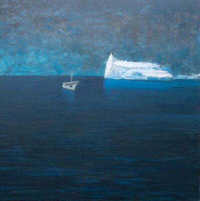 José Enguídanos, 'Mar azul', 2014