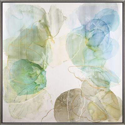 Liz Barber, 'Floating Petals 8'
