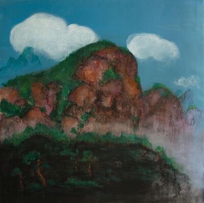 Zheng Zaidong, 'Spring Mountains | 春山图', 2015