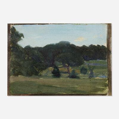 Soren Emil Carlsen, 'Untitled (summer landscape)'