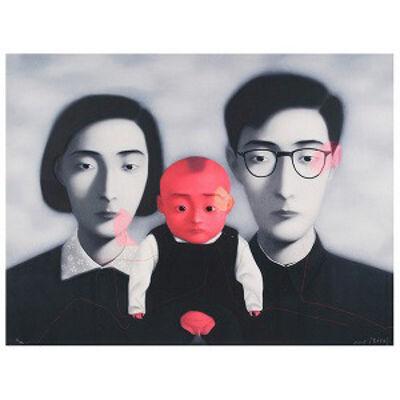 Zhang Xiaogang, 'Bloodline: Big Family ', 2006