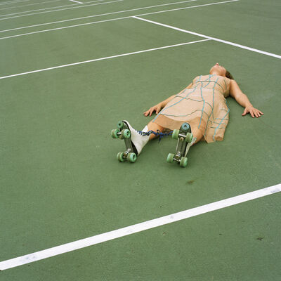 Cig Harvey, 'Square Knot, Self Portrait, Rockport, Maine', 2004
