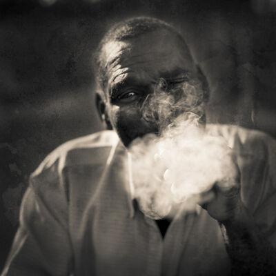 Keith Carter, 'Morning Smoke', 2016-2019