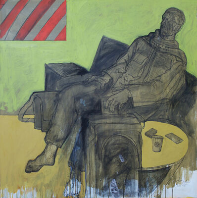 Hosni Radwan, 'Out of Place #2', 2017