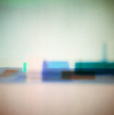 ALYSON FOX, 'LANDSCAPE: BLUE'