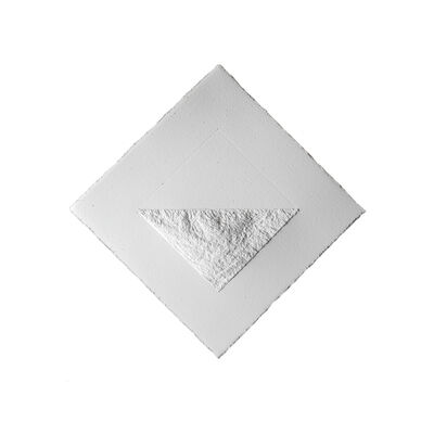 B.L. Jesseph, 'White Series IIIV', 2019