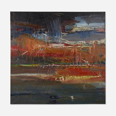 Robert S. Neuman, 'Barcelona Landscape', 1958