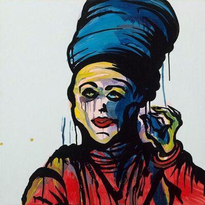 Adam Cullen, 'Winnie the Poo', 2004