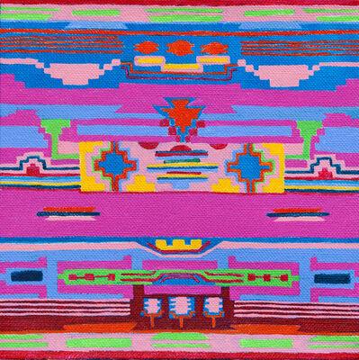 Susan Bleakley, 'Blanket Of Prayers And Paintings', 2019