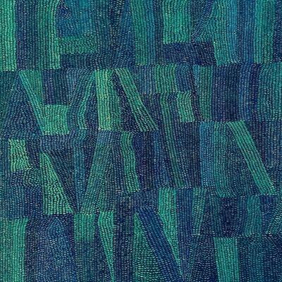 Madeleine Keesing, 'Untitled (Greens)'